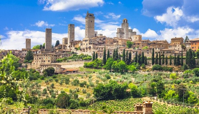 San Gimignano Best Day Trips from Venice