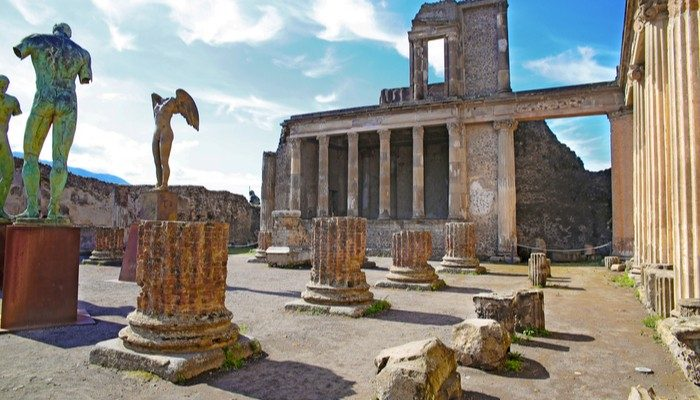Pompeii Best Day Trips from Naples