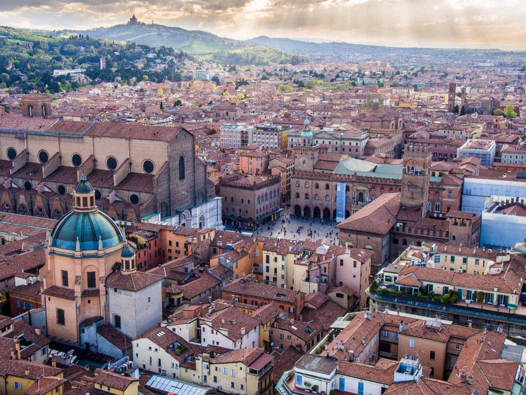 Bologna Day Trips From Florence By Train