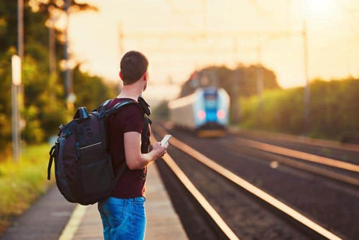 Use Trains On Your Solo Travel Trip