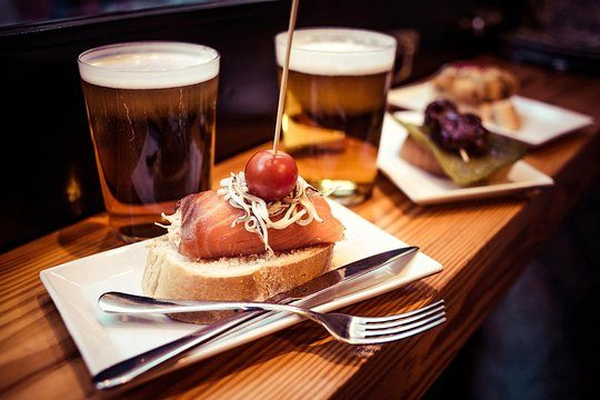 Best Food Tours å oppleve i Madrid Spania