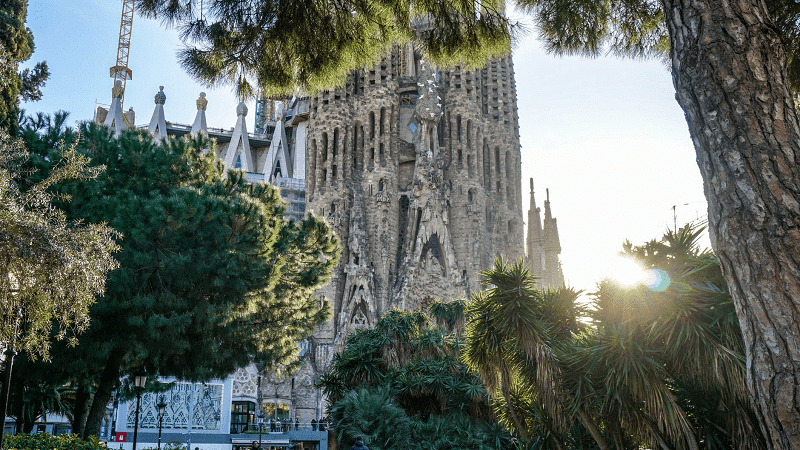 La Sagrada Familia Basilica of Europe's Must-See Places Of Worship