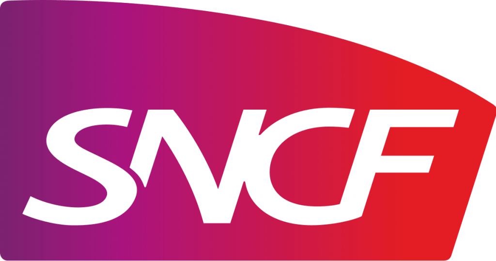 Frankrigs nationale SNCF-tog