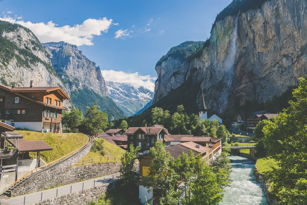 Most Beautiful Waterfalls In Europe