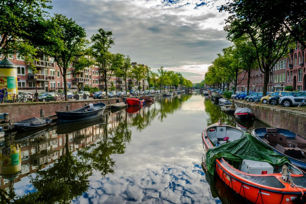 Amsterdam, The Netherlands For seniors