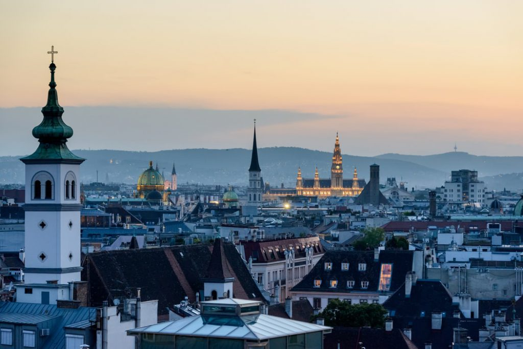Best city breaks in Europe: Vienna Austria