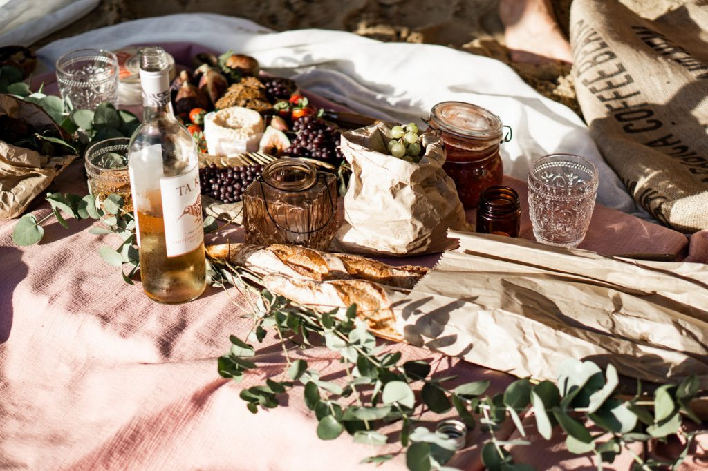 What Ingredients are needed for the Best Picnic Spot In Europe