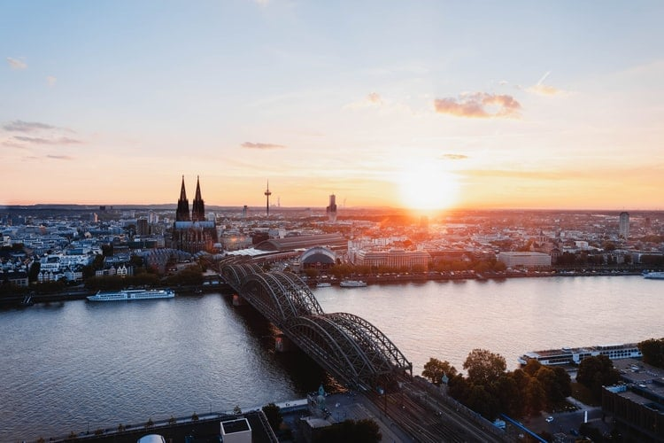 cologne in germany is an affordable places to travel in Europe
