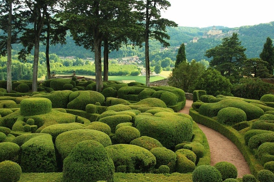 Marqueyssac Gardens, France a Unique Beautiful Gardens in Europe