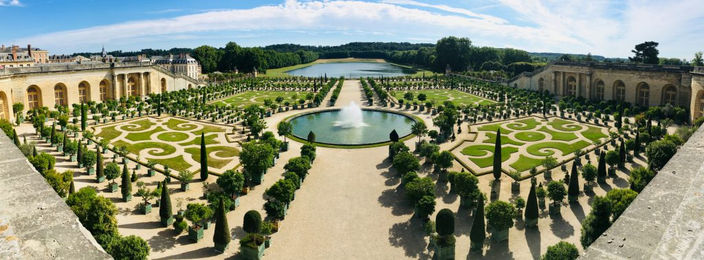 Versailles, France Most Old and Beautiful Gardens in Europe