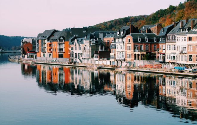 Affordable places to travel in Europe next to water