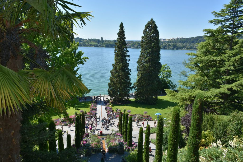 Mainau Island Gardens, Germany
