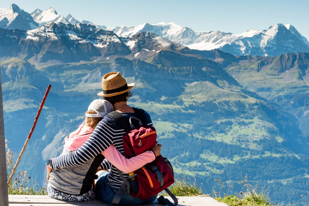 Get Out Of Busy City Center and do A Family Vacation In European Alps
