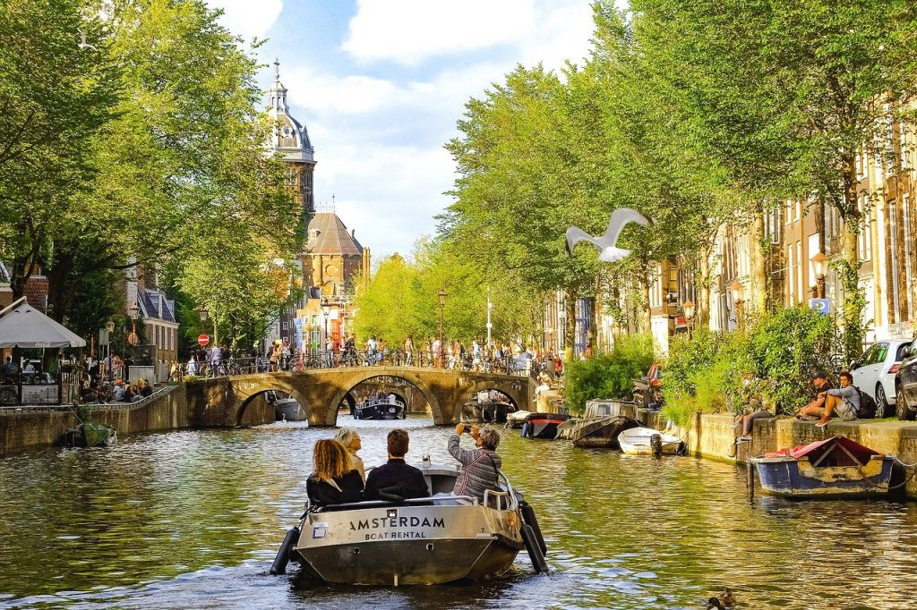 Travel Mistakes to Avoid in Europe is not to take a Canal trip