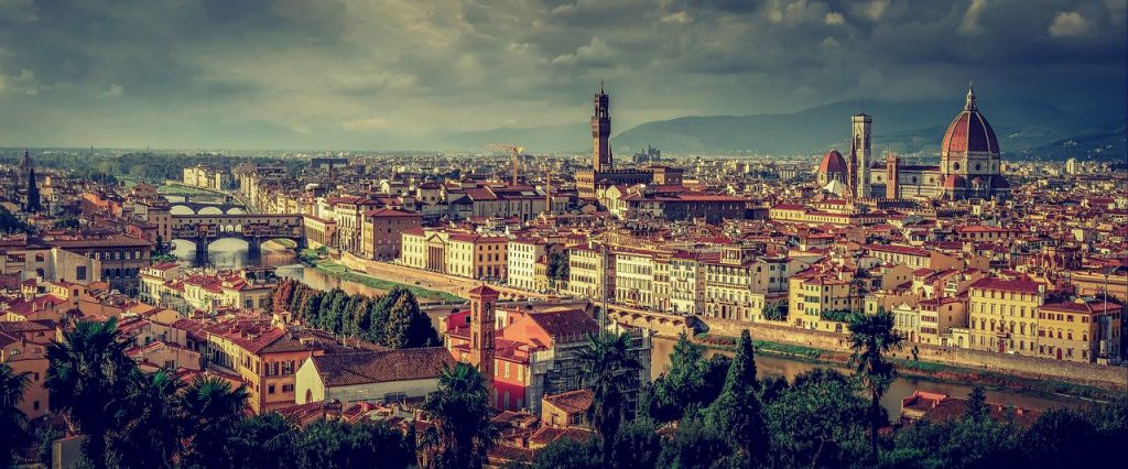 Charming Florence Italy