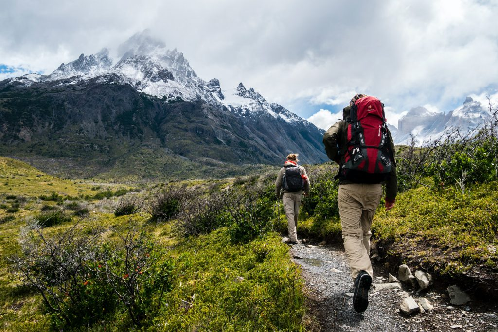 Green Hiking is a Sustainable Travel Tip