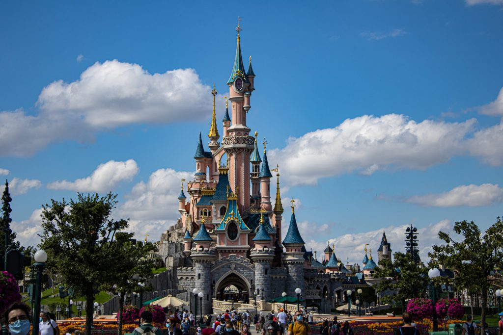 Istana Disneyland Paris
