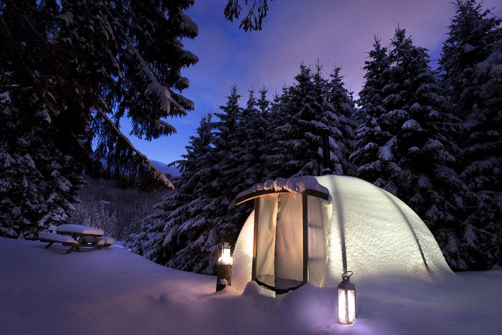 Romantic Glamping place In Rhone-Alpes France