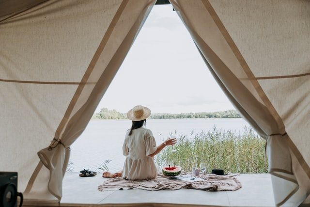 Echologia Glamping Spot In France