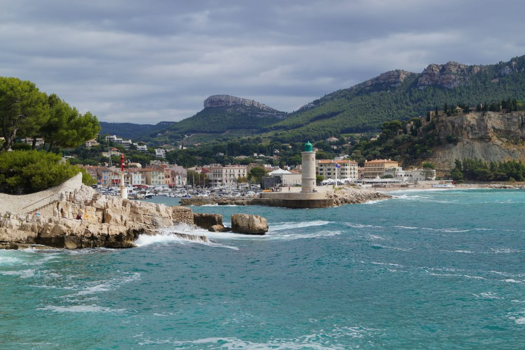 The Most Beautiful Coastal Town In France: Cassis-Marseille