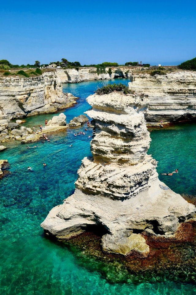 Luxury Glamping Tent In Puglia Italy Europe