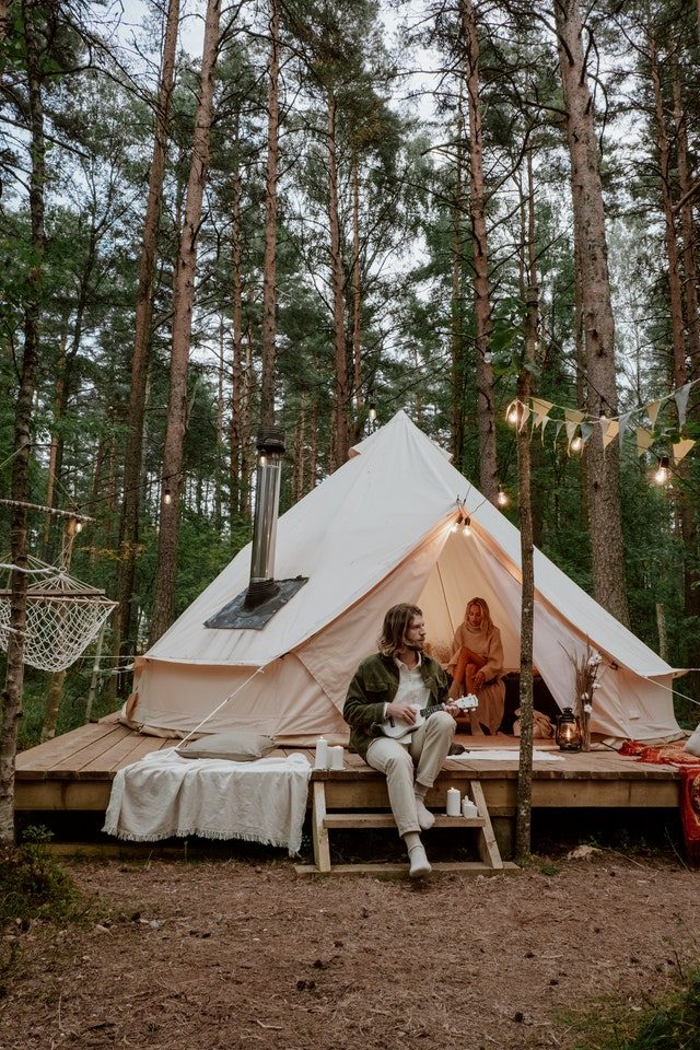 Glamping Site