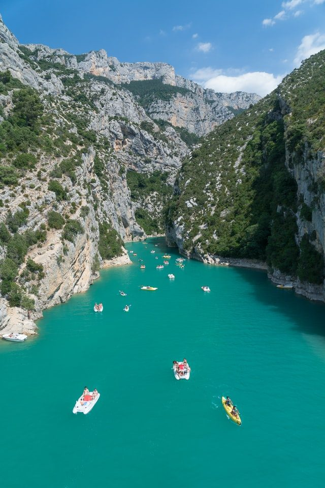 One of the Most beautiful Family Camping Destinations In Europe: Gorges Du Verdon France