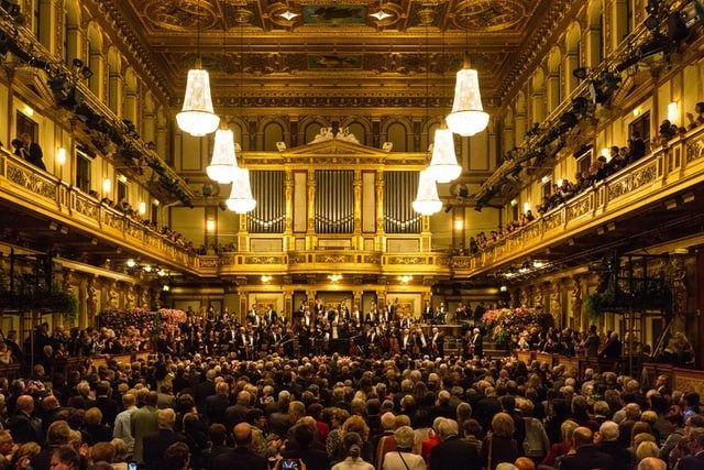 Musikverein In Vienna, Austria is the most impressive Music Venues In The World