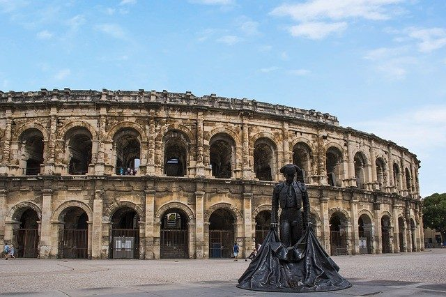 Nimes Special Music Festivals Venue In France