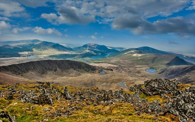 Most Picturesque Mountains In Europe: Mount Snowdon In Wales